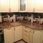 сборка кухни